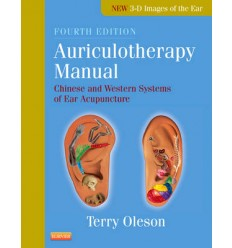Auriculotherapy Manual, 4th Edition (BC500)