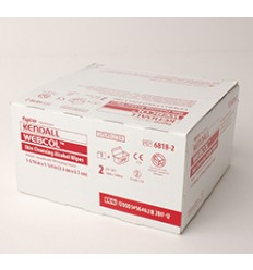 Webcol Skin Cleansing Alcohol Wipes (AS200C)