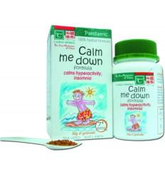 Calm Me Down (Paediatrics)- Bupleurum & Juncus Formula- Shu Gan Bao Tong Chong Ji (CH438)