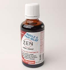 Zen Therapeutic Tincture 50ml dropper (ZEN50)