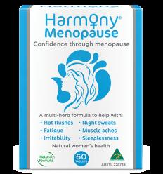 Harmony Women's Formula Menopause (HARM)