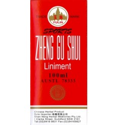 Zheng Gu Shui 100ml Liniment (MZ02)