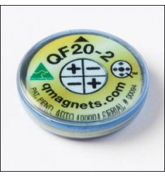 Quadrapole Magnet 20mm x 2mm (EQF20-2)
