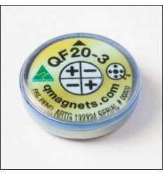 Quadrapole Magnet 20mm x 3mm (EQF20-3)