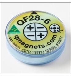 Quadrapole Magnet 28mm x 6mm (EQF28-6)