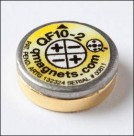 Quadrapole Magnet 10mm x 2mm (EQF10-2)